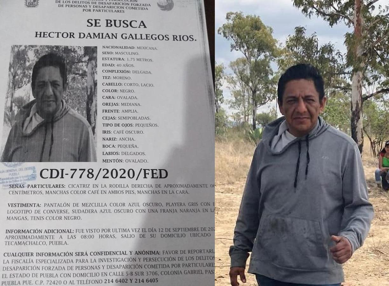 Dueño de La Diabla en Tecamachalco lleva 4 días desaparecido