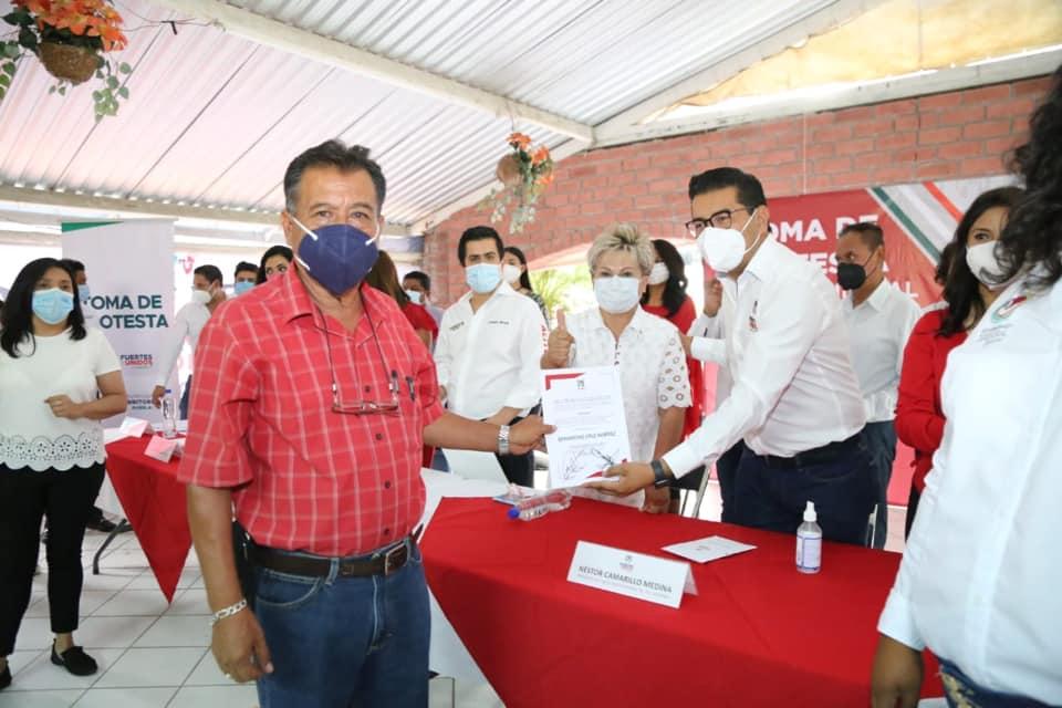 Izúcar de Matamoros cuenta con nuevo comité municipal del PRI