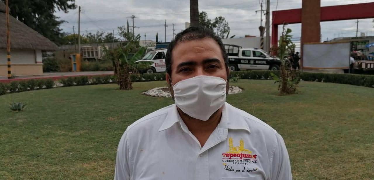 Manuel Gil podría buscar nuevamente la alcaldía de Tepeojuma