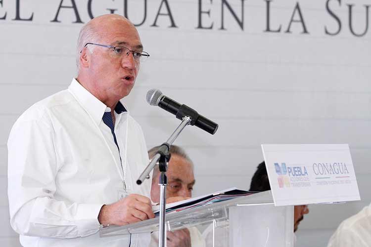 Condonará Conagua adeudos millonarios a municipios de Puebla