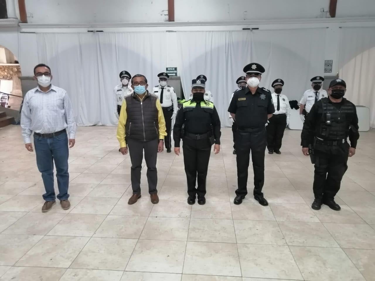 Por cuarta ocasión llega nuevo Director de Vialidad a Izúcar