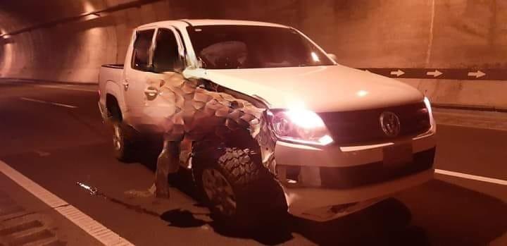 Edil auxiliar de Villa Ávila Camacho se accidenta en Xicotepec