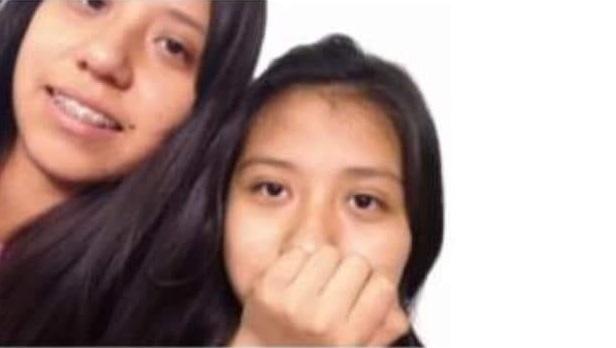 Desaparecen gemelas de 15 años en Amozoc