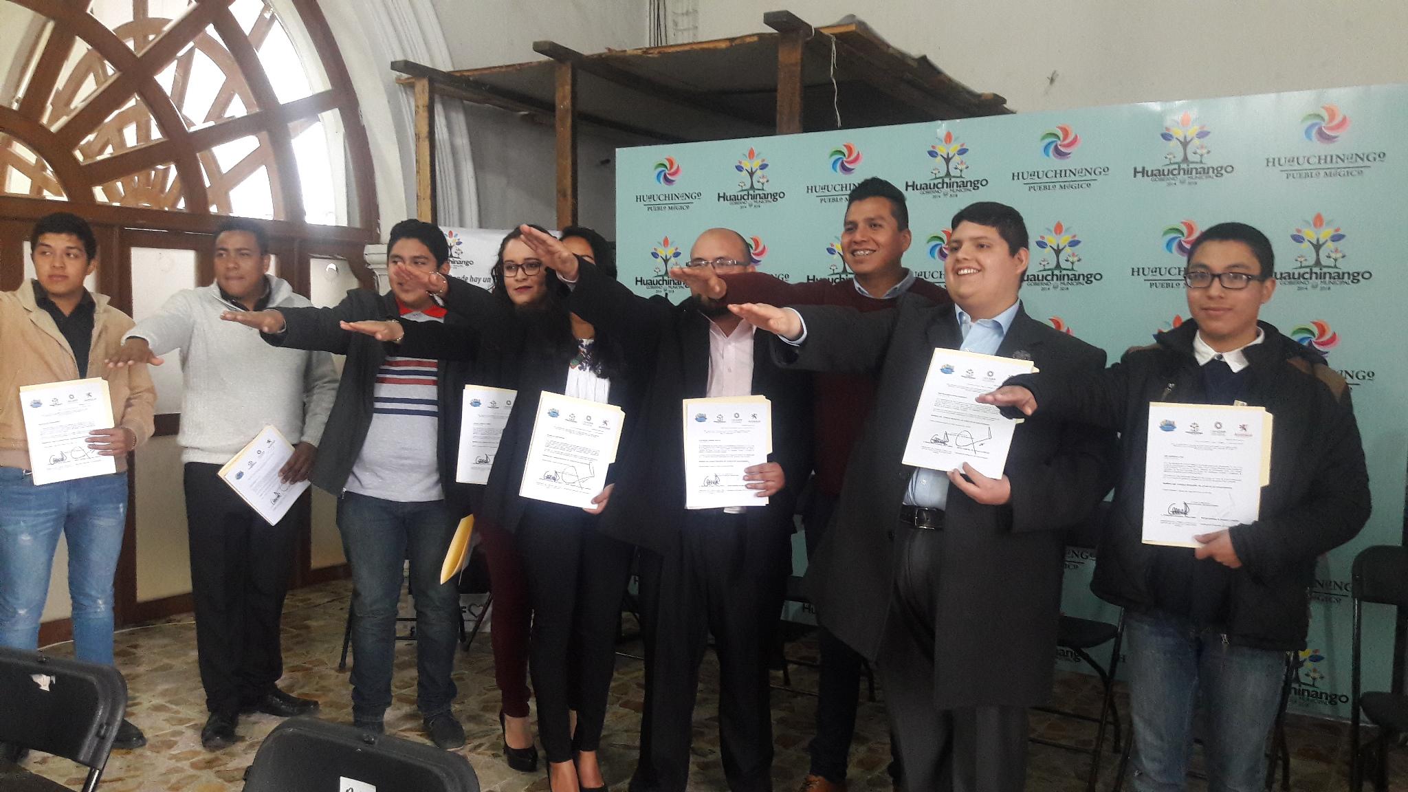 Instalan Consejo de Políticas de Juventud en Huauchinango