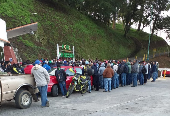 Generadora Fénix despide a más de cien trabajadores en Juan Galindo
