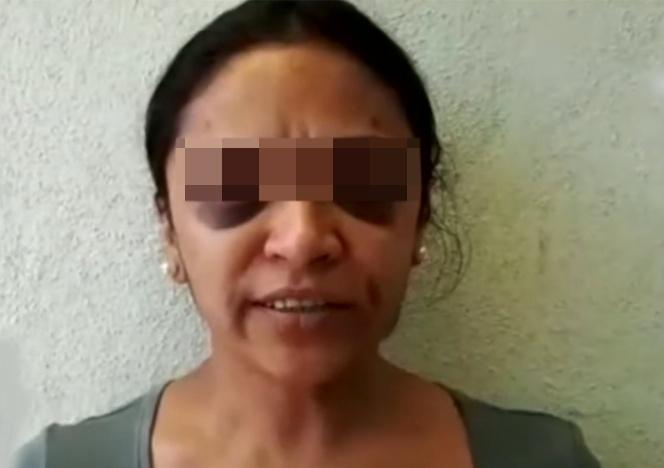 Periodista pide ayuda a policías porque iba a ser violada y la golpean