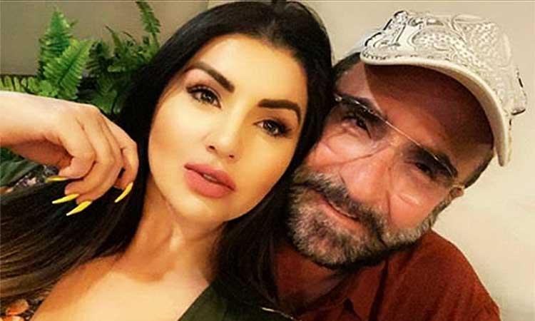Vicente Fernández Jr confirma boda con mujer 20 años más joven