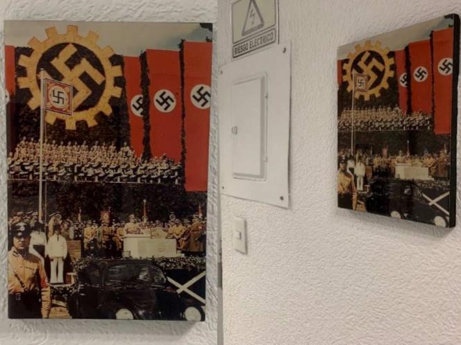 Le sale lo Nazi a concesionaria; VW México advierte medidas