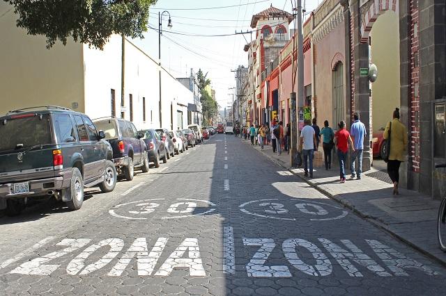 Proponen regidores establecer como zona 30 al barrio de San Sebastián