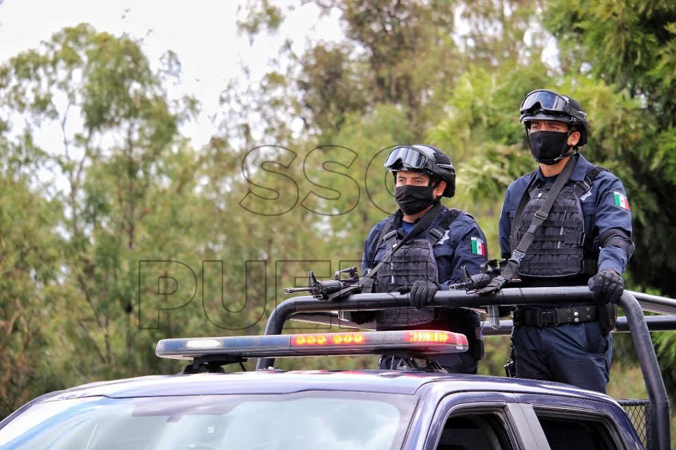 En una semana, 4 mil 336 llamadas de auxilio reciben municipales de Puebla