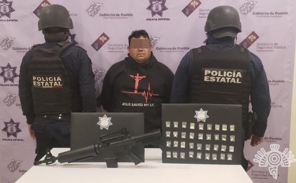Cae segundo al mando de Los Veinte en Tlacotepec de Juárez