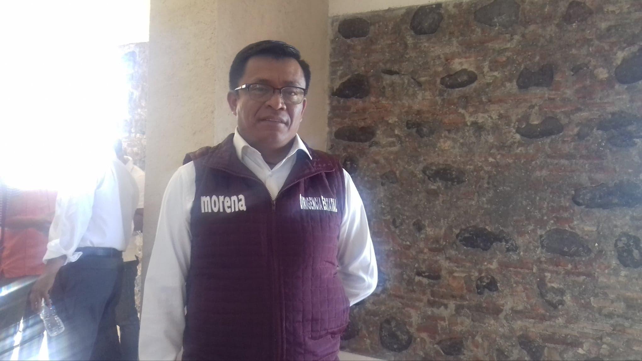 De encuesta saldrá candidato de Morena en Puebla: Garmendia