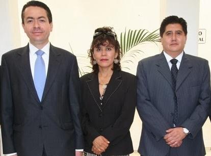 Emma Peralta suplirá en el TSJ a Ricardo Velázquez