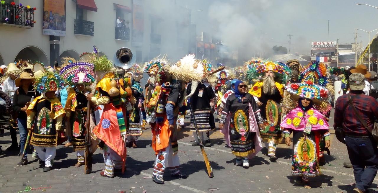 Cancelan representación de la Batalla del 5 de mayo en la región de Texmelucan