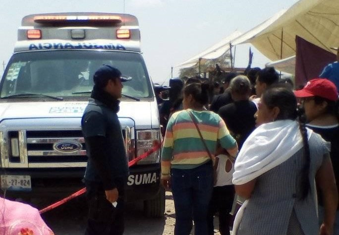 10 heridos en Altepexi durante viacrucis por explosión de gas