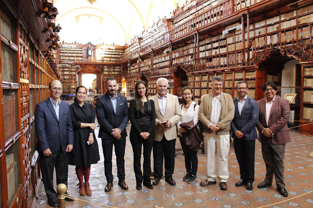 Unesco y gobierno de Puebla acuerdan cooperación y desarrollo