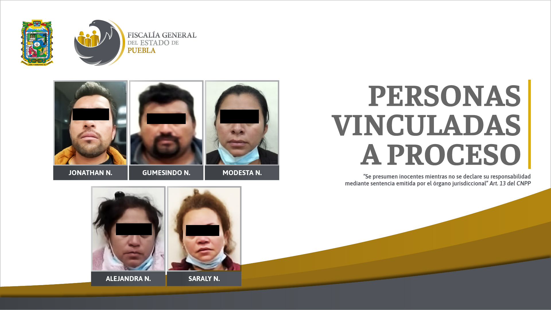 Capturan a 5 sujetos con droga al catear cachimbas en Tlalancaleca