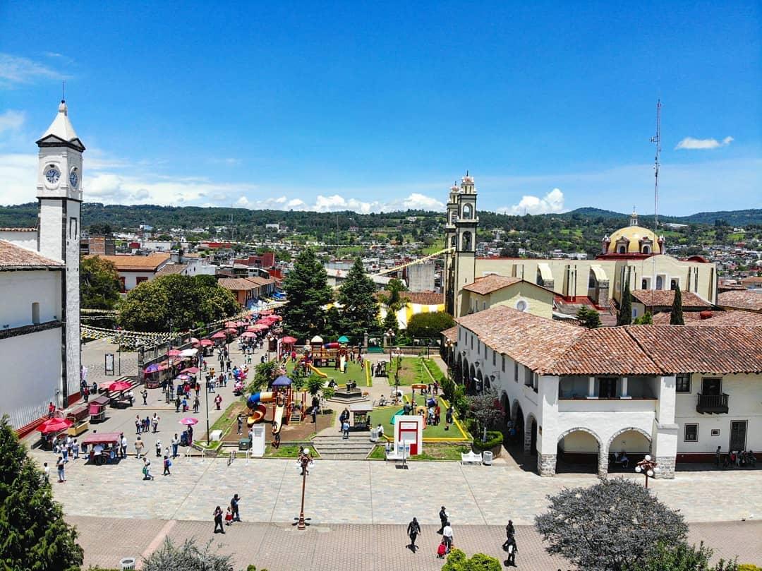 Adéntrate en las montañas de Puebla para disfrutar de Zacatlán