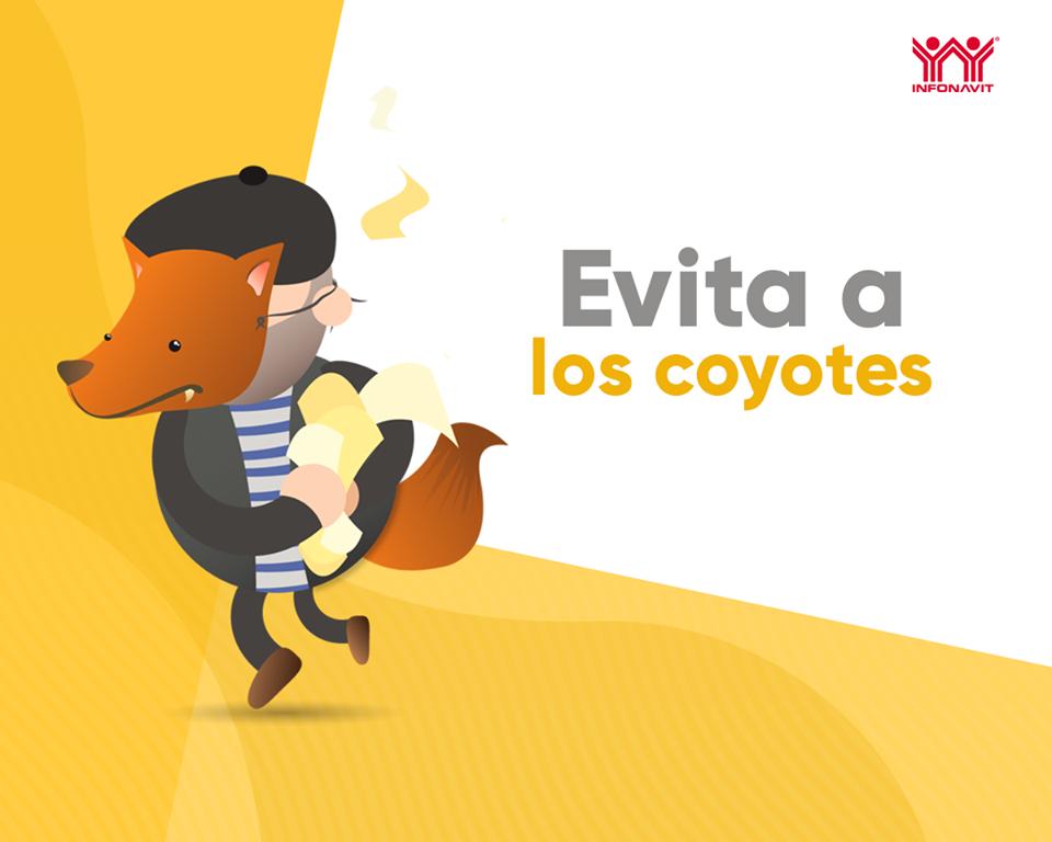 Alerta Infonavit sobre coyotes que roban identidad y ahorros