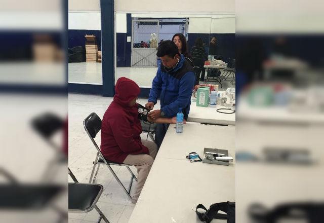 Reitera Claudia Rivera ayuda a migrantes en su paso por Puebla