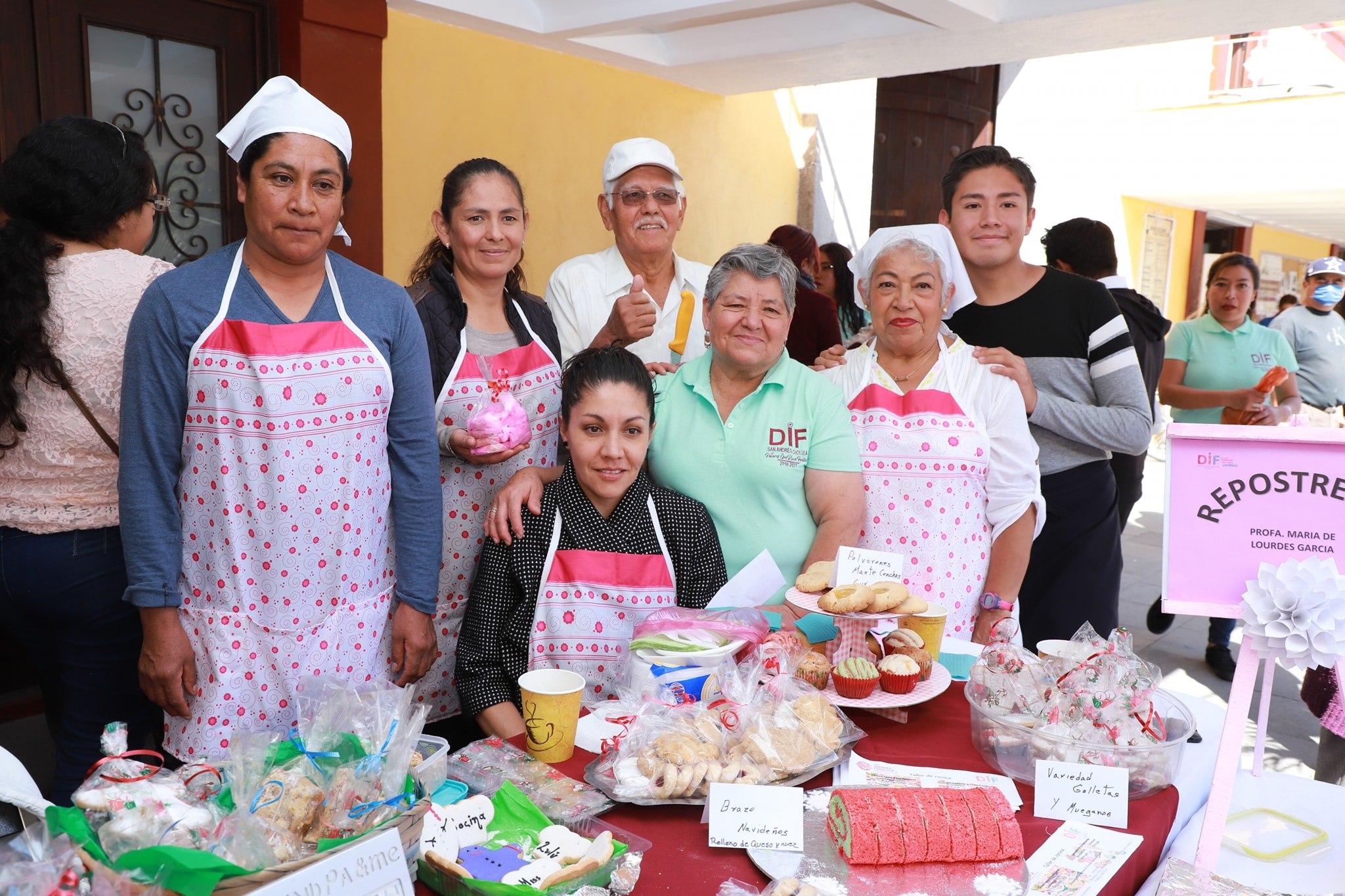 Presenta San Andrés Cholula talleres para capacitar a los ciudadanos