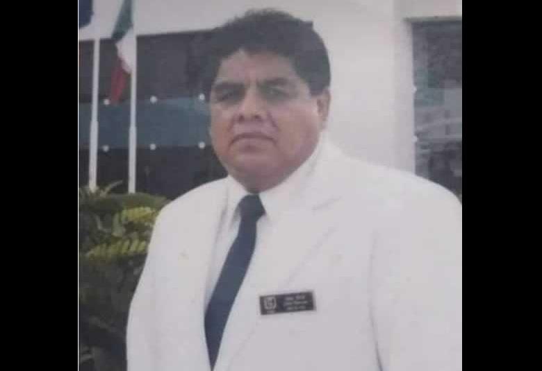 Fallece de Covid19 el jefe Evelio, enfermero del IMSS Tehuacán