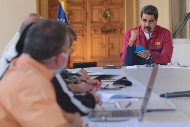 15 millones de dólares ofrece EU por Nicolás Maduro