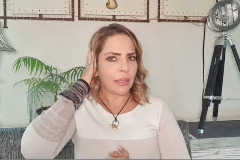Revela Ana María Alvarado que tiene un tumor cerebral
