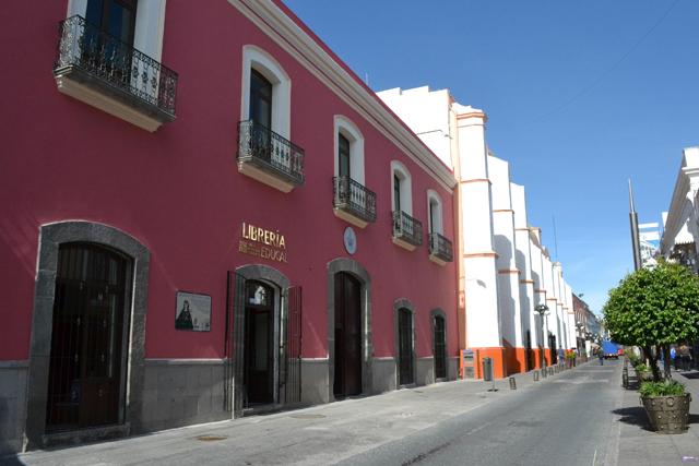 Preserva la BUAP el patrimonio arquitectónico de Puebla