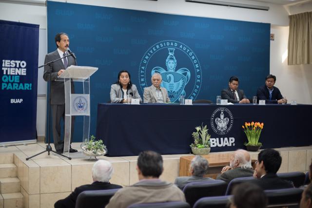 Inicia BUAP II Congreso de la Luz, Ciencia, Arte
