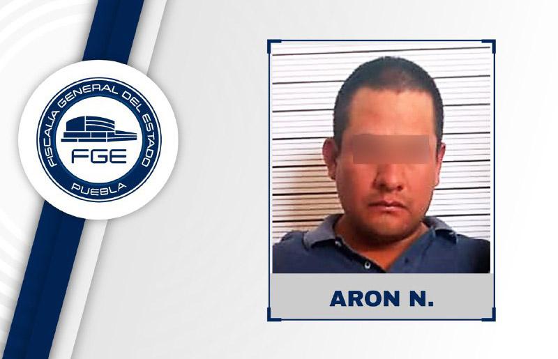 Cae homicida de taquero en San Andrés Cholula