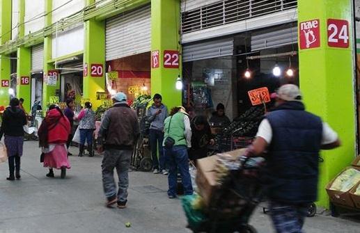Suman 33 casos de Covid-19 en Central de Abasto de Puebla