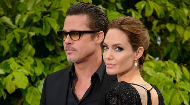 Angelina Jolie y Brad Pitt se disputan ahora un castillo francés