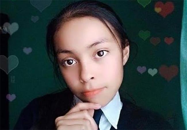Abigaíl de 15 años desapareció en Acatzingo