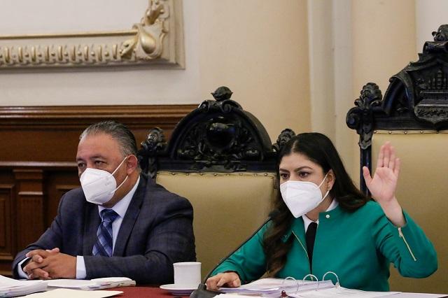 Cabildo de Puebla aprueba licencia del síndico municipal