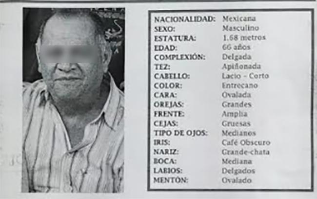 Levantan a abuelito en Cuautlancingo y dejan su cadáver en predio de Atlixco