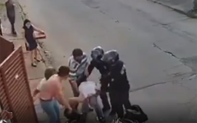VIDEO Demuestran con video que abuelito no falleció atropellado por la SSC de Puebla