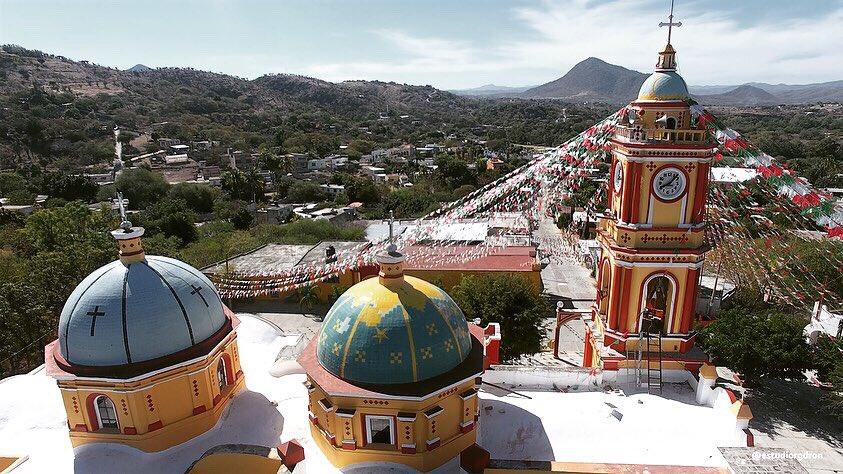 Sin temor al Covid en Acatlán harán procesión a la virgen de Guadalupe