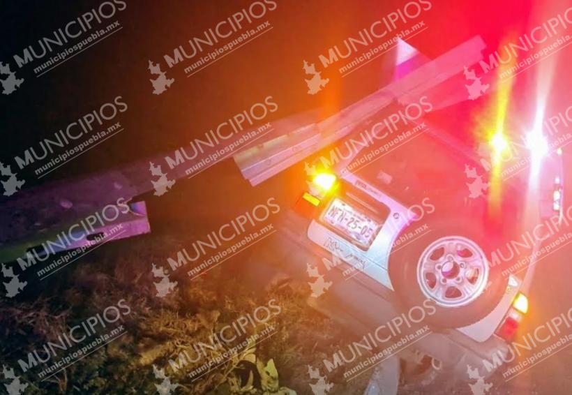 Fallece elemento de la Guardia Nacional tras choque en la Puebla-Orizaba