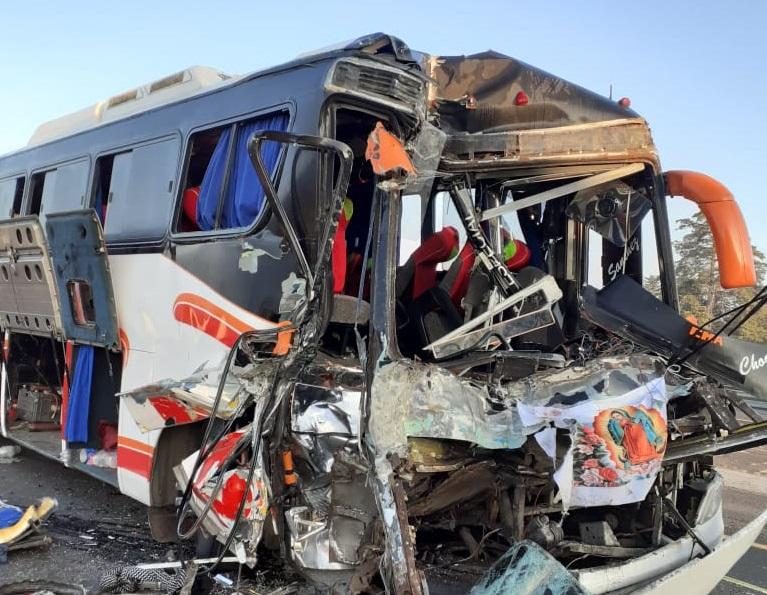 Otros 20 peregrinos accidentados en Arco Norte, Puebla