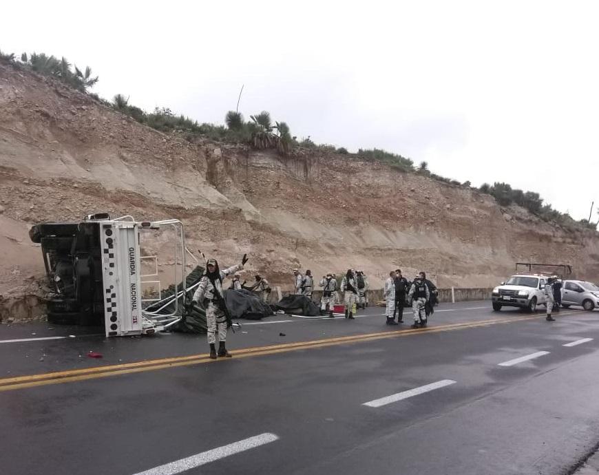 Muere estudiante de la Buap en accidente en la Cuacnopalan-Oaxaca