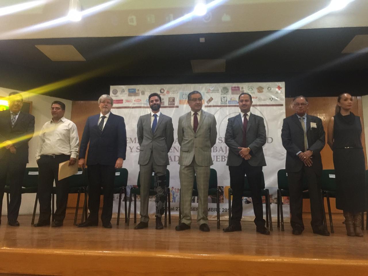 Reporta STPS 9 muertes por accidentes de trabajo en Puebla durante 2019