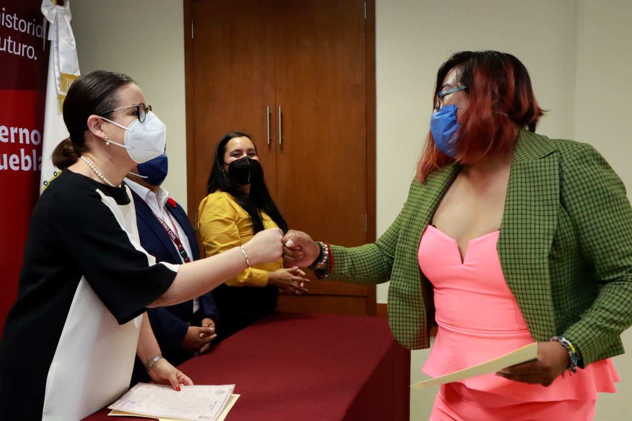 Se activa en Puebla Ley Agnes y personas trans ya pueden cambiar datos personales