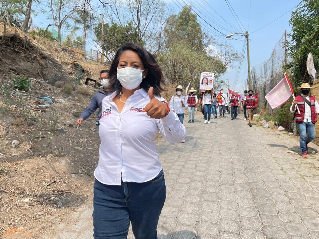 Ratifica TEEP triunfo en Atlixco de Ariadna Ayala