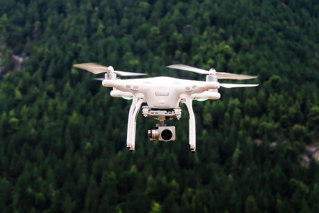 Drones de seguridad sobrevolarán zonas de Atlixco