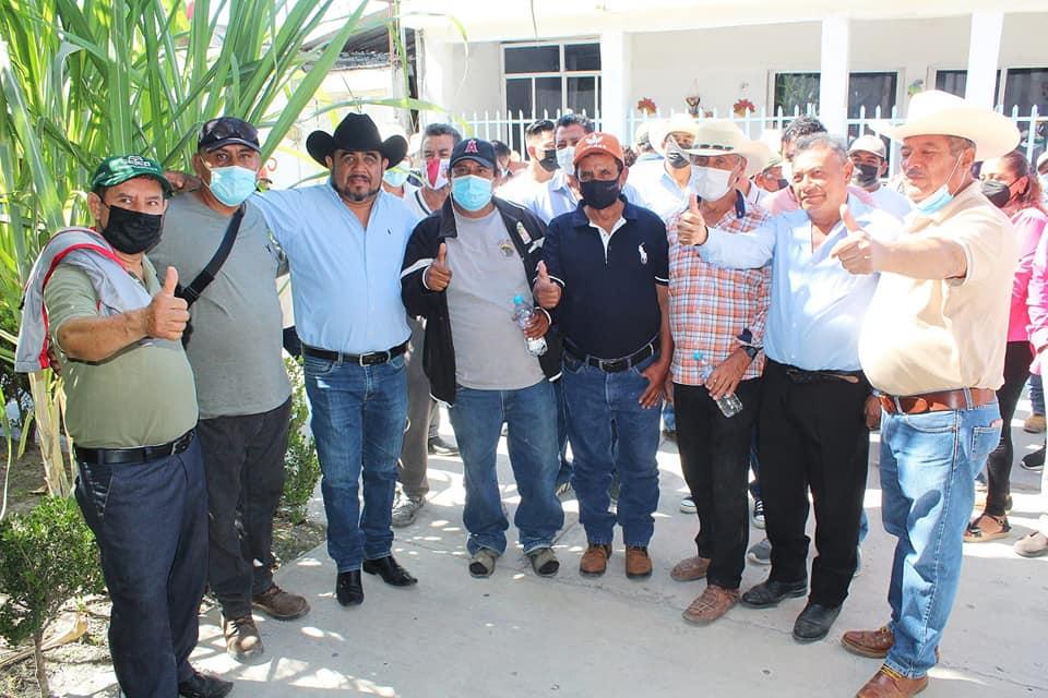 CNPR nacional ratifica que Eliseo Morales será el nuevo líder cañero