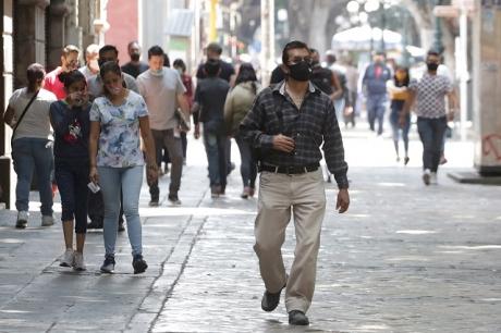 Vuelve Puebla al lugar 8 en casos Covid, suma casi 40 mil contagios