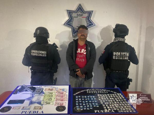 Capturan a líder de banda de huachicoleros Los Teus de Ahuacatlán