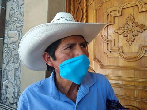 Sufren 500 familias de Santa Ana Teloxtoc por baja en remesas
