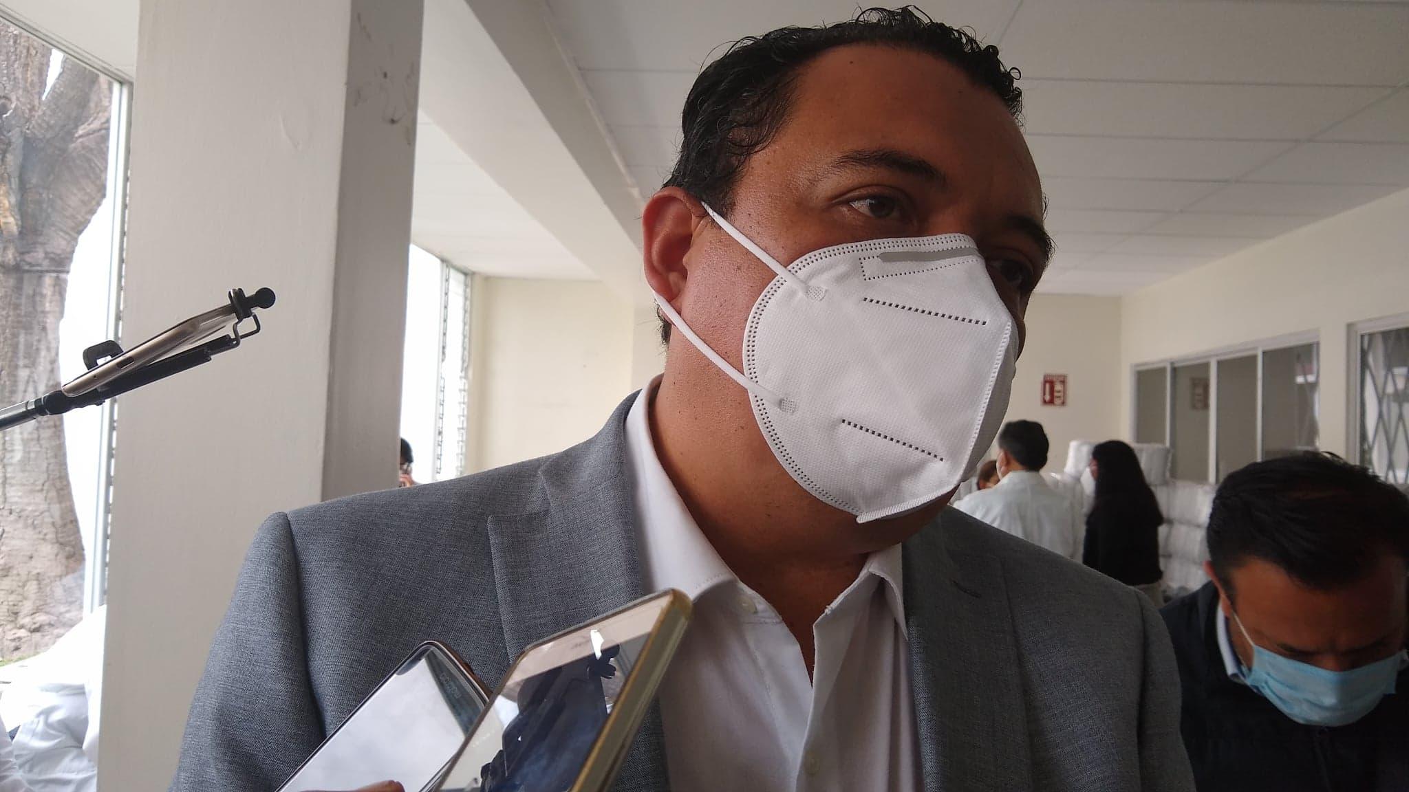 Edil suplente de Tehuacán reducirá su salario 10%
